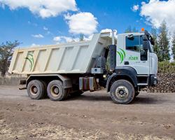 ASTRA Dump Truck