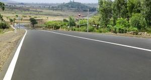 Koka Adulala Debrezeit Road Project 1
