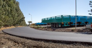 Internal Asphalt work Overlay for Bishoftu Automotive Industry