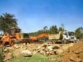 Sansusi Tatek Kela Road Project