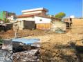 rwanda five burned houses news -