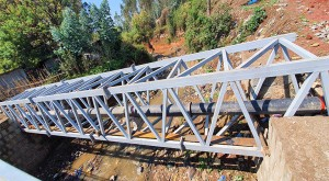 Addis Ababa river crossing steel bridge_Begtera_ project 1